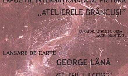 Formă și Dialog – expoziția internațională de pictură ,, Atelierele Brâncuși''