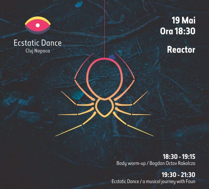 Ecstatic Dance Cluj-Napoca | Craft your dream in this reality