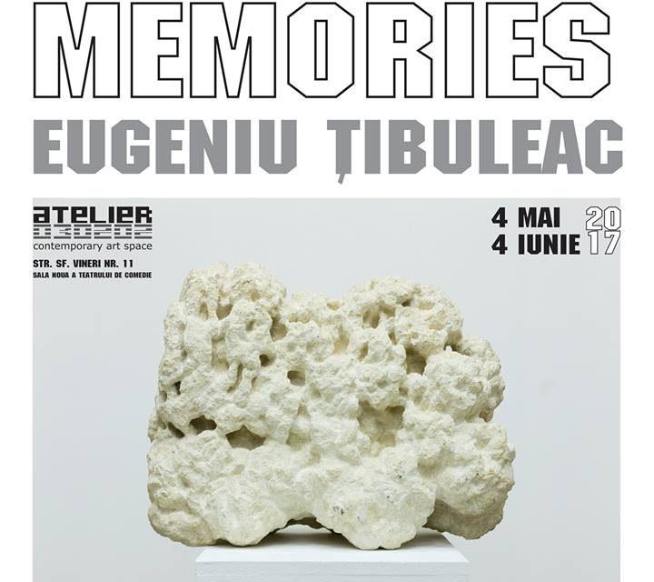 """Eugeniu Țibuleac """"Clouds & Memories"""" @ ATELIER 030202, București"""