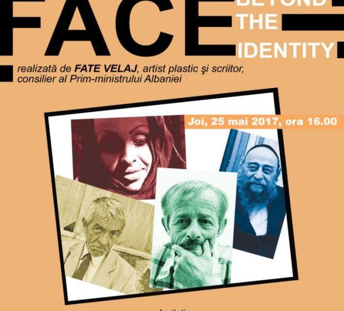 """Expoziția """"Face – Beyound The Identity"""" @ Institutul Cultural Român, București"""