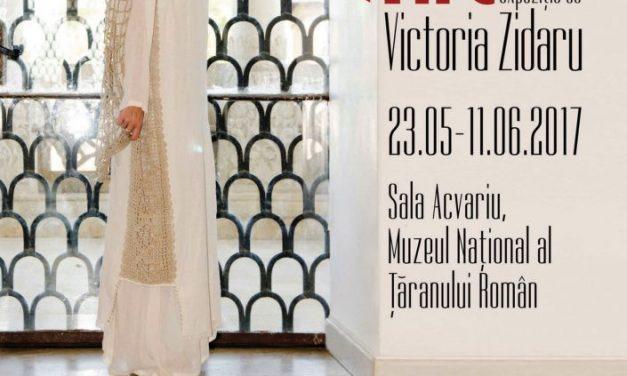 """Expoziție de vestimentație Victoria Zidaru """"În fire"""" @ Muzeul Național al Țăranului Român"""
