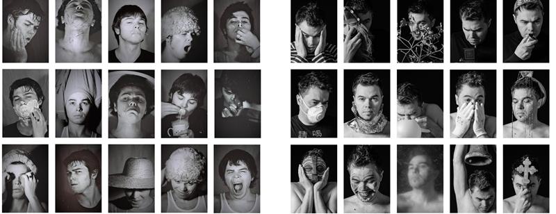 """Felix Aftene """"Memoria spațiului"""" @ Institutul Francez, Iaşi"""
