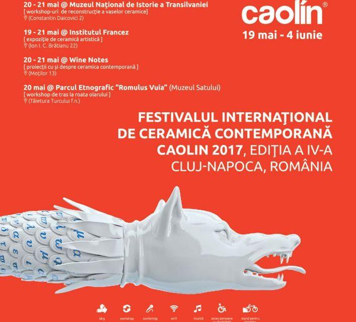 Festivalul Internațional de Ceramică Contemporană ~ Caolin 2017