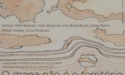 """""""Harta nu este teritoriul"""" la ICR Lisabona"""