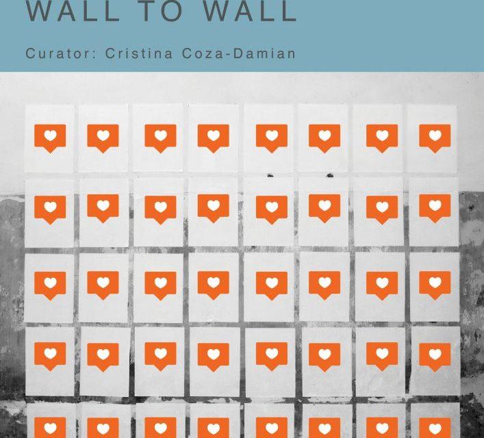 """Mihail Onaca """"Wall to Wall"""" @ Atelier Patru din Cluj-Napoca"""