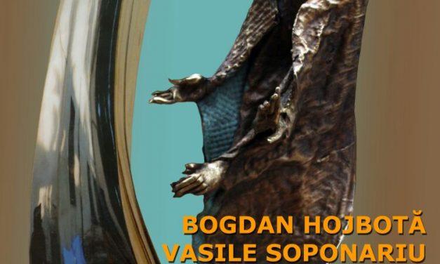 """Vasile Soponariu și Bogdan Hojbotă """"Dialogul luminii"""" @ Galeria Orizont, București"""