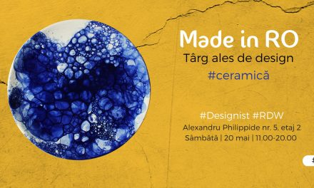Made in RO – Târg ales de design, ediția #Ceramică