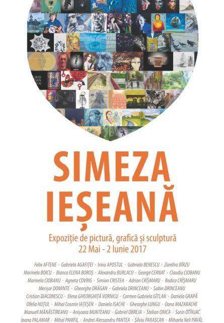 """Simeza Ieșeană"""" @ Galeria de Artă Mobilă, Piața Unirii, Iași"""