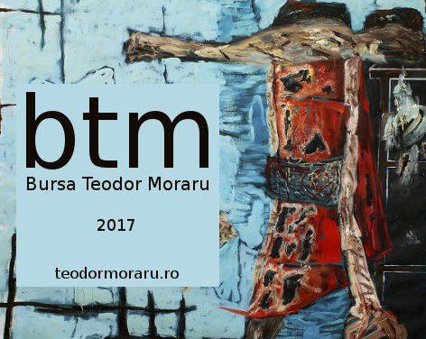 """S-a lansat a 4-a ediție a bursei pentru pictură """"Teodor Moraru"""", cu termen limită pentru înscrieri 21 mai 2017."""