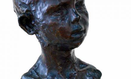 Cap de copil, Constantin Brâncuşi @ Muzeul de Artă Veche Apuseană al Academiei Române