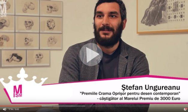Premiile CRAMA OPRIŞOR pentru desen contemporan