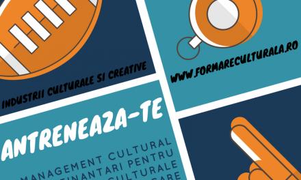 Banii și cultura – programul Formare Culturală