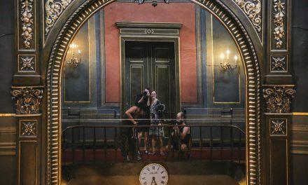 UP STAIRS: Behind the scenes @ Centrul Coregrafic Independent – LINOTIP București