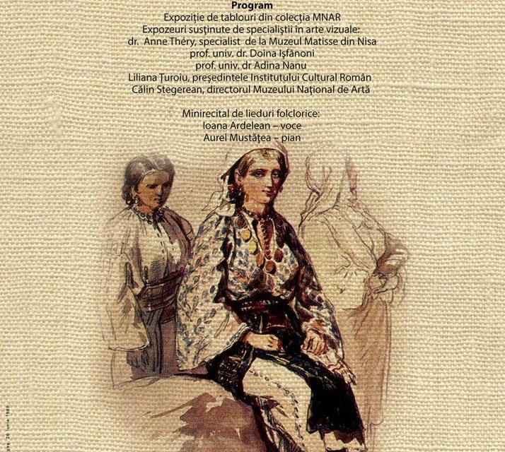 """""""Mesageri identitari"""" la Muzeul Național de Artă al României"""