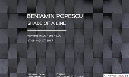 "Beniamin Popescu, ""Shade of a line"" @ Victoria Art Center"