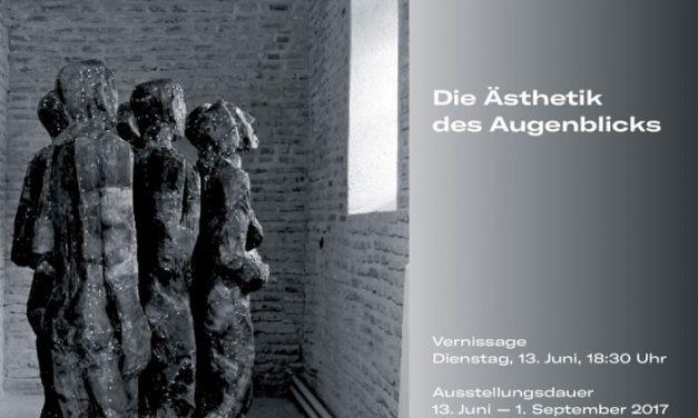 """Expoziţia """"Estetica momentului"""" a artistului Aurel Vlad la Galeria ICR Viena"""