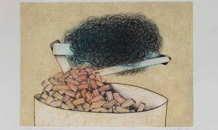 Expoziţia de gravură a artistului Giancarlo Pozzi @ Muzeul de Artă Cluj-Napoca
