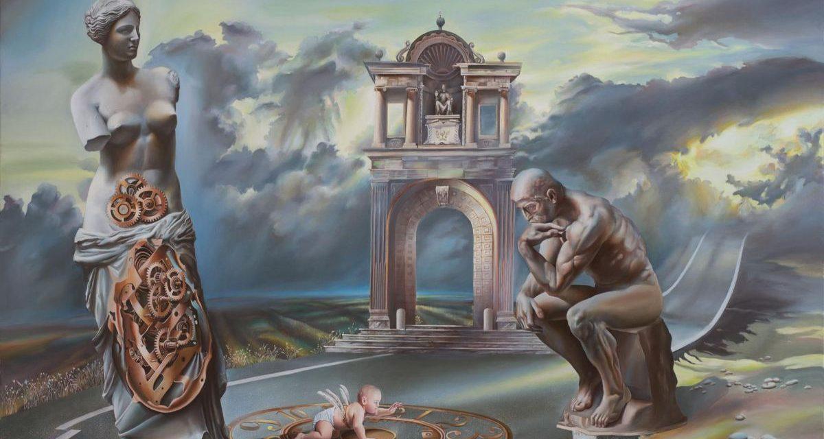Expoziţie personală Victor Hagea @ Muzeul de Artă Cluj-Napoca