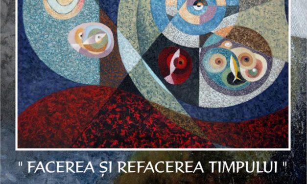 """Expoziție Valentin Rozsnyai """"Facerea și refacerea timpului"""" @ Galeria de Artă a U.A.P. Baia Mare"""