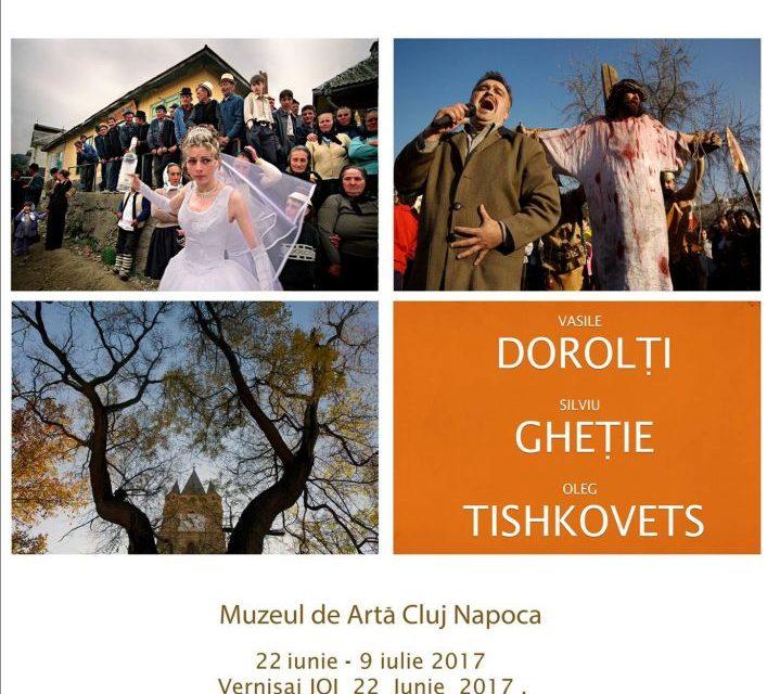 Expoziție de Fotografie. Vasile Dorolți, Silviu Gheție, Oleg Tishkovets @ Muzeul de Artă Cluj-Napoca
