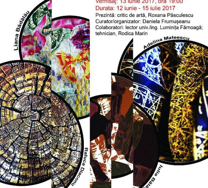 Expozitie Master artă textilă @ Metropolis Art collection, București
