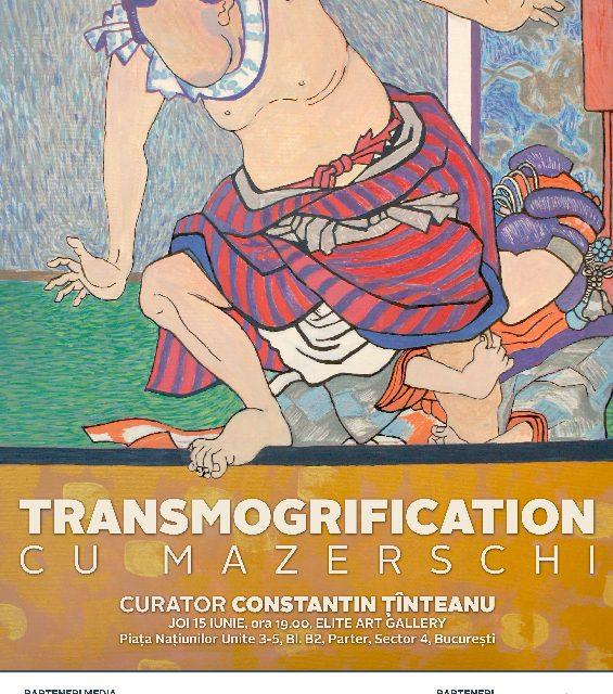 "Georgian Mazerschi ""Transmogrification"" @ Elite Art Gallery, București"