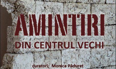 """Ilie Rusu, """"Amintiri din Centrul Vechi"""" @ Galateea Contemporary Art, București"""