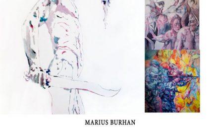 """Marius Burhan """"Ideologii ale prezentului"""" @ Muzeul Brăilei"""
