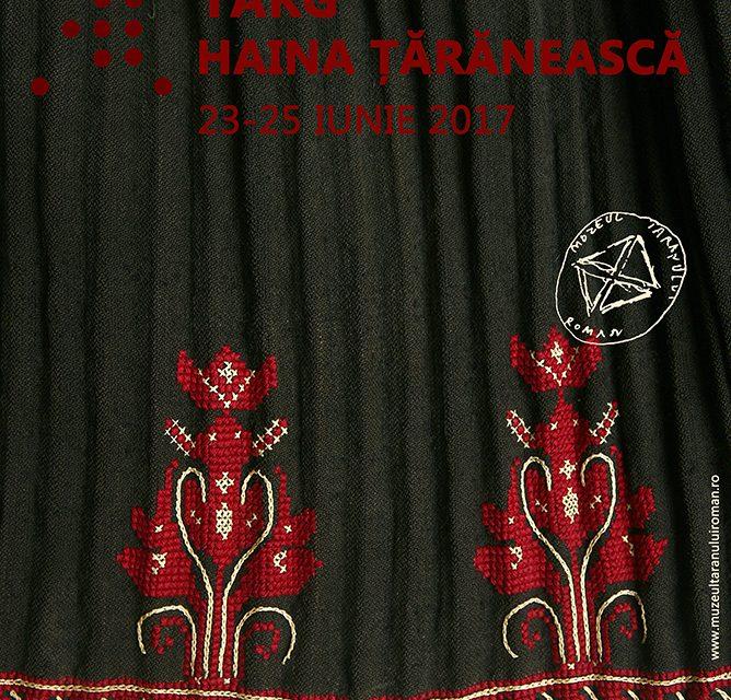 """Târg de vară """"Haina țărănească"""" @ Muzeul Național al Țăranului Român"""