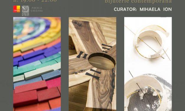 Un nou trend de lifestyle – expoziția de design de produs @ Galeria Subterana Timișoara