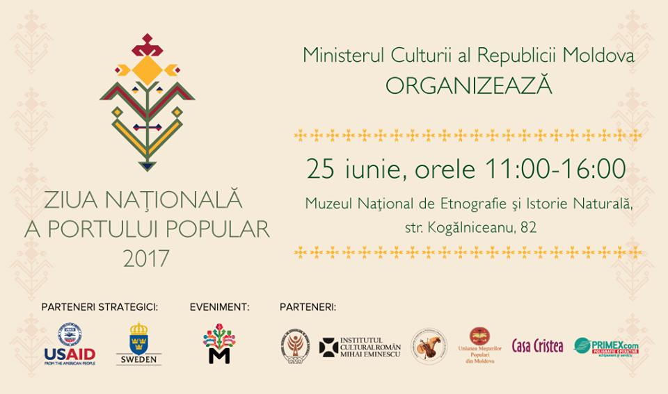 Ziua Naţională a Portului Popular 2017