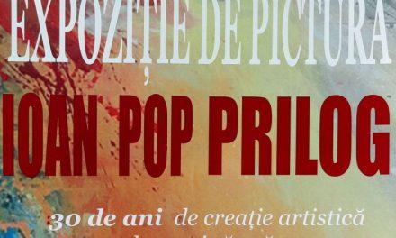 IOAN POP PRILOG – pictură @  Galeriile Muzeului de Artă din Satu-Mare