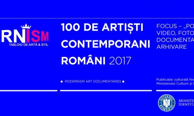 Paul Hitter – 100 de artiști contemporani români