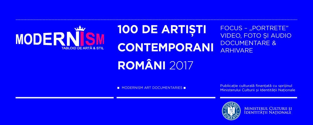 Aurel Vlad – 100 de artiști contemporani români