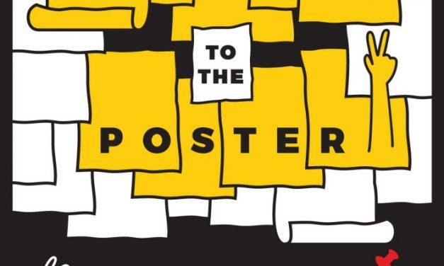 Power to the Poster – concurs de afișe activiste