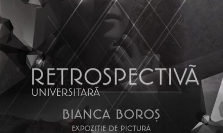 """Expoziția de pictură Bianca Boroș """"Retrospectiva Universitară"""" @ Galeria de Artă Theodor Pallady, Iași"""