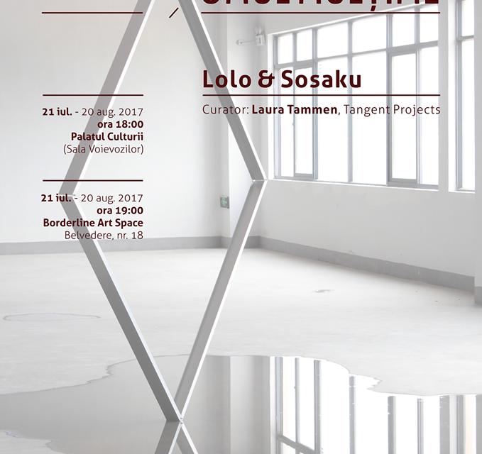 Omul mulțime – prima expoziție în România a artiștilor Lolo & Sosaku @ Borderline Art Space, Iași
