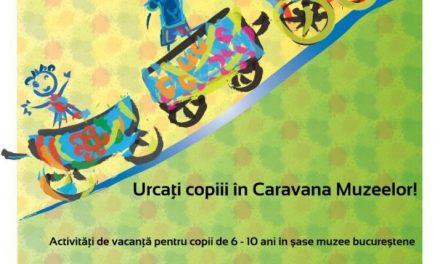 Caravana Muzeelor: o călătorie interactivă prin Muzeul Municipiului București