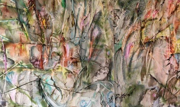 Pictura monumentală a lui Cristian Sida la Aubusson, Franța