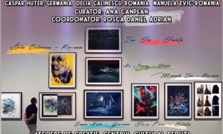 """Rezidenţe de artă contemporană, RAC 2017 @ Centrul Cultural """"Reduta, Braşov"""