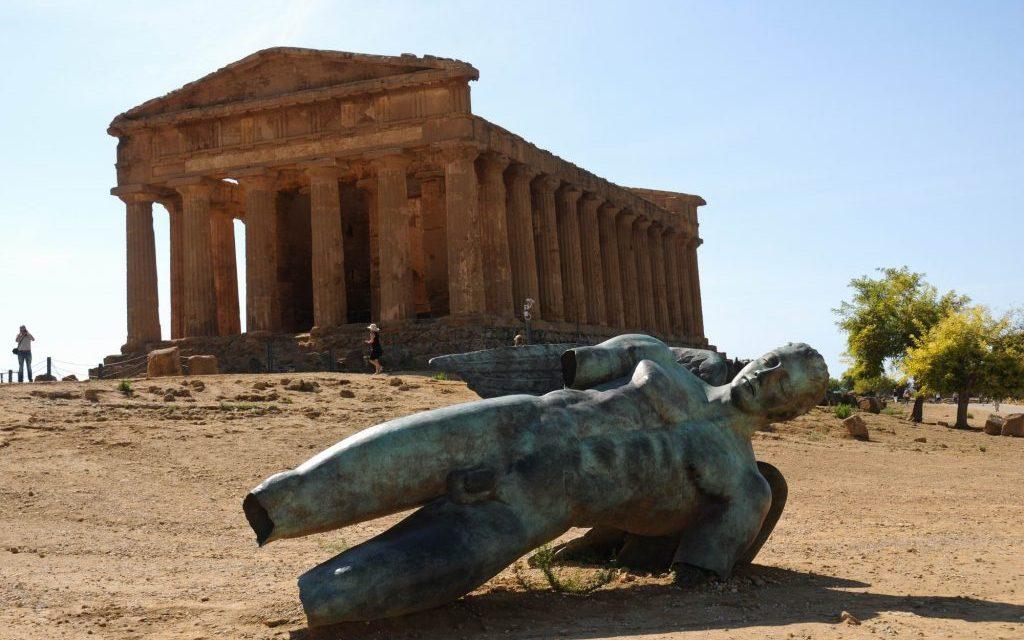 Comori ascunse – Valea Templelor, Agrigento, Sicilia.