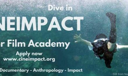 Rezidenţă artistică în cadrul Academiei Internaţionale de Film Cineimpact