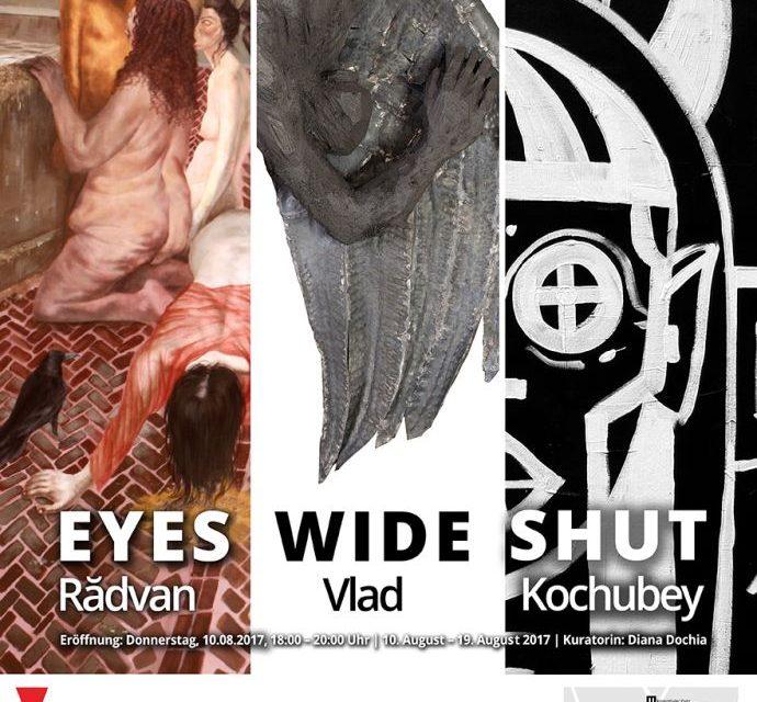 """Eyes Wide Shut"" – Alexandru Rădvan, Aurel Vlad, Vera Kochubey @ Anaid Art Gallery, Berlin"
