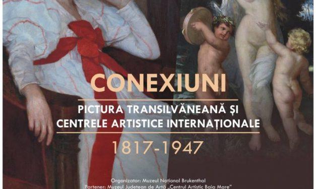 Conexiuni. Pictura transilvăneană și centrele artistice internaționale 1817-1947 @ Muzeul Național Brukenthal