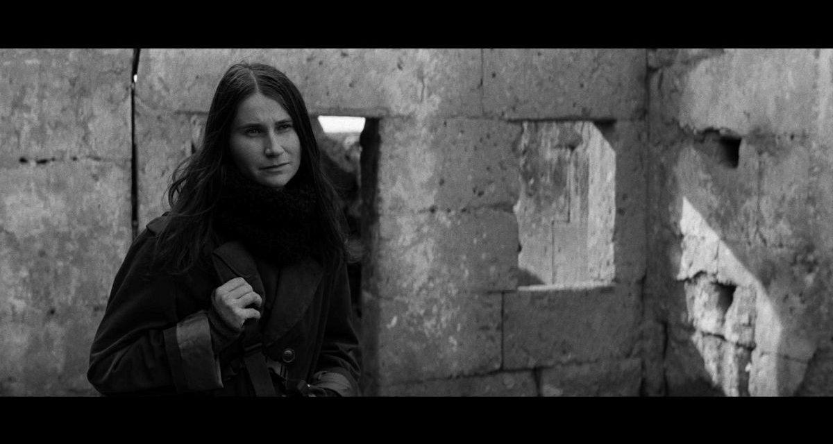 Actrița Cristina Flutur la Festivalul International de Film de la Sarajevo, la premiera mondială a filmului Grain, regizat de câștigătorul Ursului de Aur de la Berlin, Semih Kaplanoglu