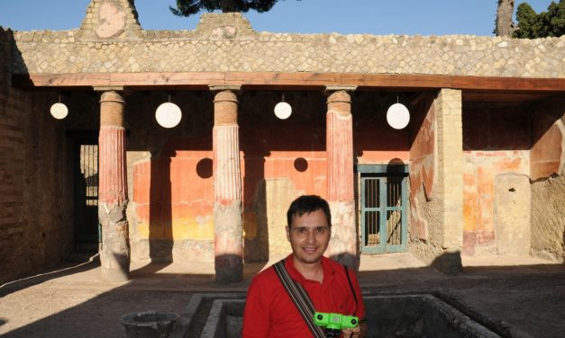 Herculaneum – o capsulă a timpului