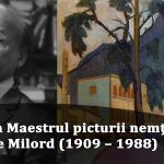 Expoziție Nicolae Milord (1909-1988) @ Muzeul de Artă din Piatra-Neamț