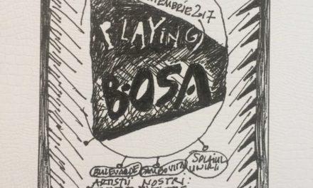 """""""Playing B-OSA""""- Expoziție de artă urbană @ Galeria de arta contemporana si design Galateca, București"""