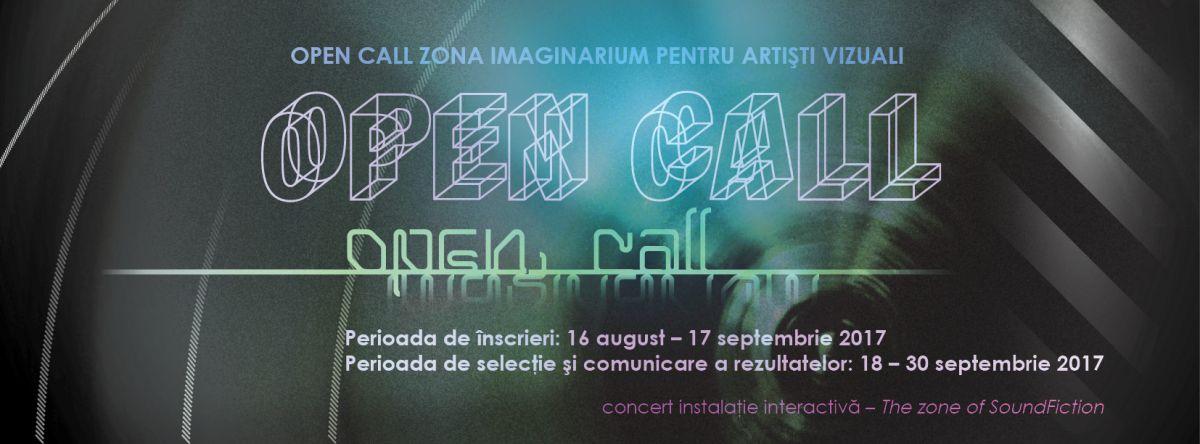 OPEN CALL Zona Imaginarium pentru artiști vizuali