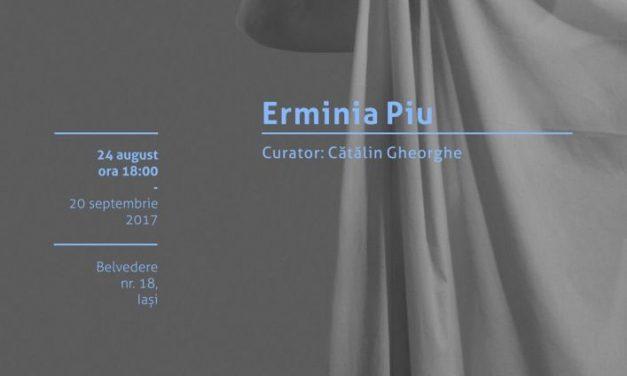 Inversiuni insurmontabile – expoziție de sculptură a artistei Erminia Piu @ Borderline Art Space, Iași